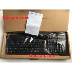LOT OF 10- Solidus Peripherals Canadian International Keyboard KU-2971KBS224K3