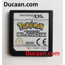 Nintendo - POKEMON Version Blanche (White Version) for Nintendo DS ( French Edition)