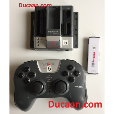 VEX ARM Cortex-based Microcontroller + VEXnet Key 2 0 and VEX VEXnet  Joystick Robotics Design System Controller - Ducaan com