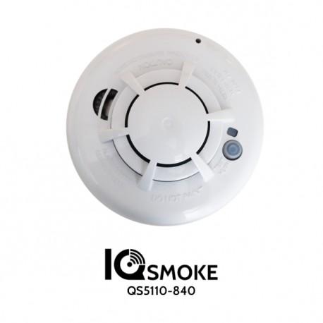 Qolsys IQ Wireless Smoke/Heat Detector - QS-5110-840