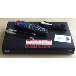 Bell 9400 Satellite PVR Dual Tuner Satellite Receiver -1TB HDD