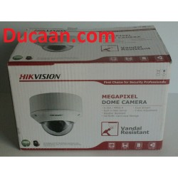 Hikvision DS-2CD752MF-FB 1600 x 1200 MAX Resolution RJ45 2MP Vandal Resistant & Weather Proof Network Dome Camera