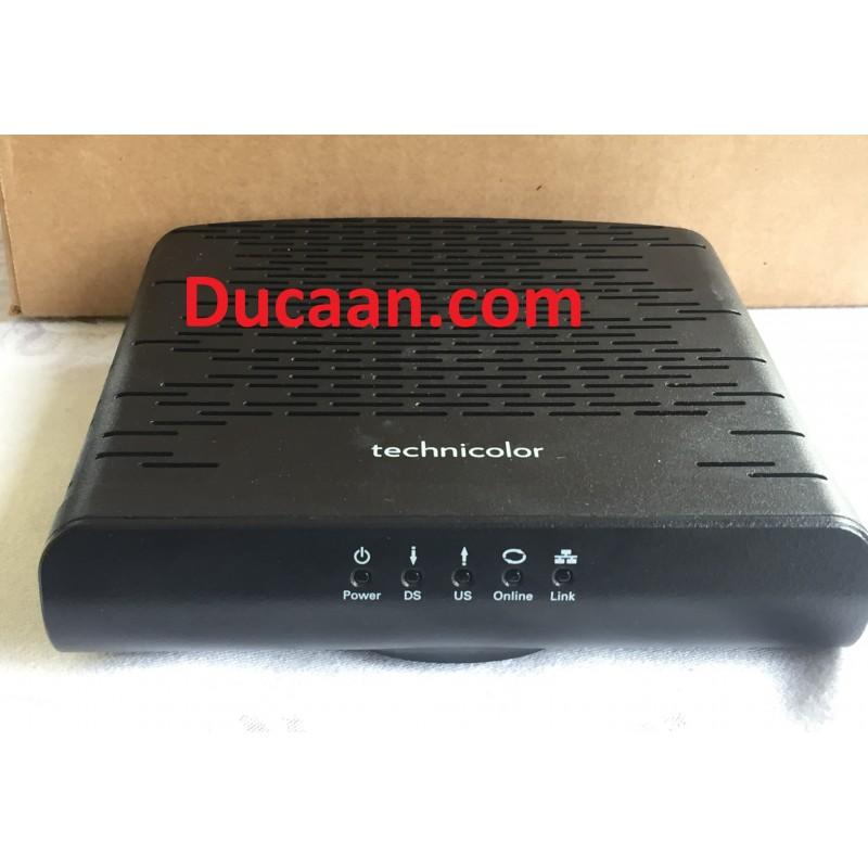 Technicolor TC4300 DOCSIS 3 0 cable modem - Ducaan com