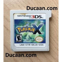 Pokemon X for Nintendo 3DS Cartridge Only